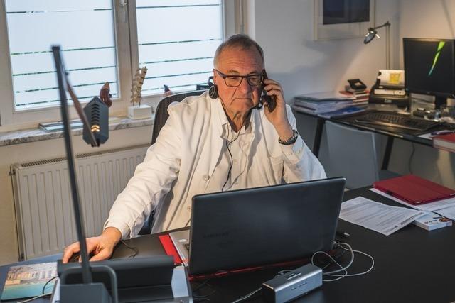 Internet statt Wartezimmer: Telemedizin nutzen täglich bis zu 15 Menschen