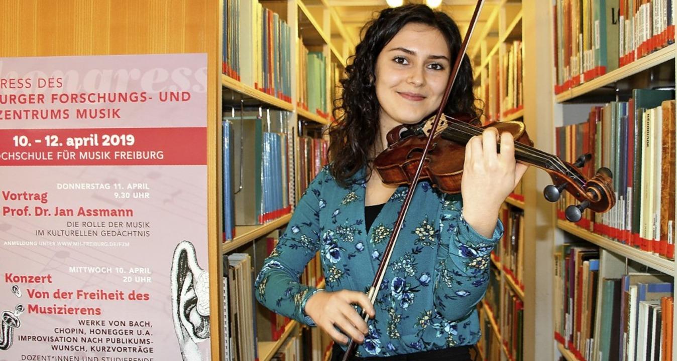 Praxis trifft Theorie – ein Postulat für zeitgemäße Musikausbildung   | Foto: Andreas Weindel (Musikhochschule)