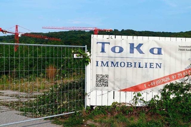 Toka-Manager äußert sich nicht zum Projekt in Grenzach-Wyhlen