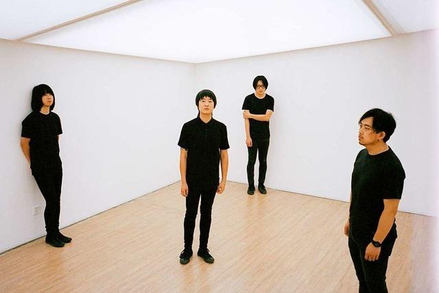 Die chinesische Band Fazi macht Musik jenseits des Mainstreams – und spielt in Freiburg
