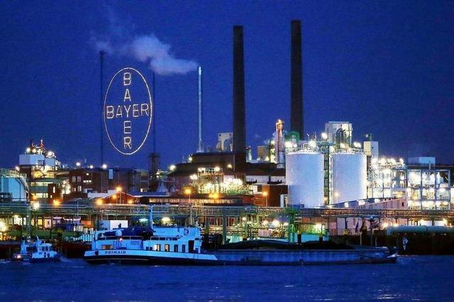 Hacker sollen Bayer ausspioniert haben – Spuren führen nach China
