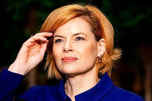 CDU-Politikerin Julia Klöckner hat noch kein klares Profil