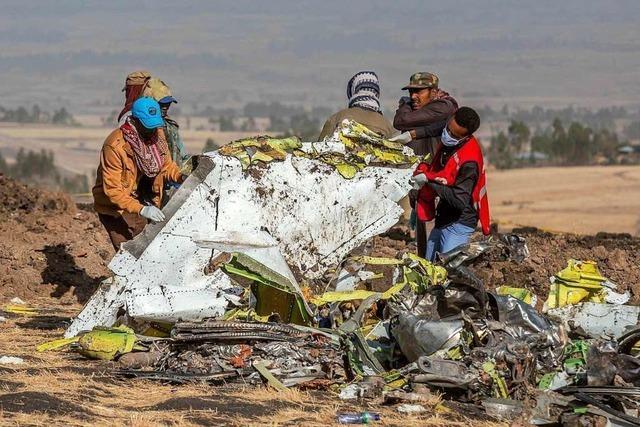 Untersuchung: Crew hat vor Absturz alle Boeing-Vorgaben befolgt