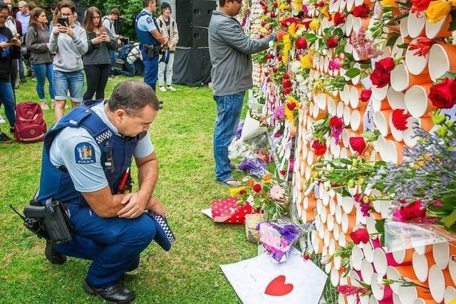 Mutmaßlicher Christchurch-Täter wegen 50-fachen Mordes vor Gericht