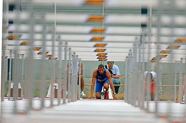 Der Leichtathletik-Vorstand am Oberrhein ist wieder komplett am Start