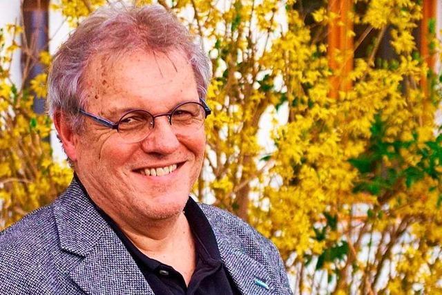 Michael Schmitt-Mittermeier ist seit 25 Jahren Geschäftsführer der Diakonie in Lörrach