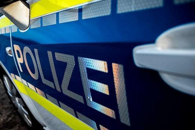 Polizei muss aggressiven Mann in Lörrach in Gewahrsam nehmen