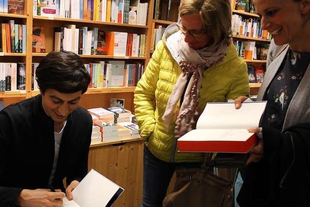 Autor liest in Kirchzarten aus seinem Roman über die Folgen des Datensammelns