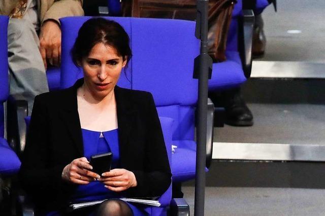 AfD-Abgeordnete abermals nicht zur Vizepräsidentin gewählt