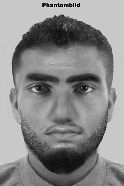 Wird immer noch gesucht: der mögliche 13. Täter  | Foto: Polizei Freiburg