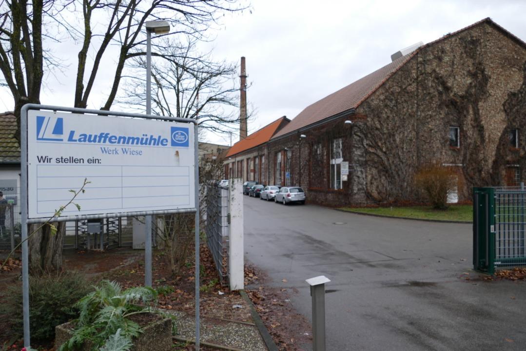 Die Lauffenmühle in Lörrach-Brombach    Foto: Peter Gerigk