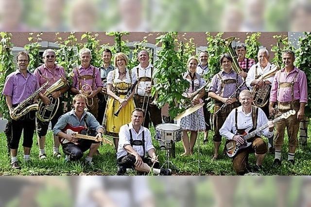 Eschbacher Oldies zu Gast in Bad Krozingen