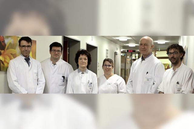 In der Lahrer Onkologie herrscht Aufbruchstimmung