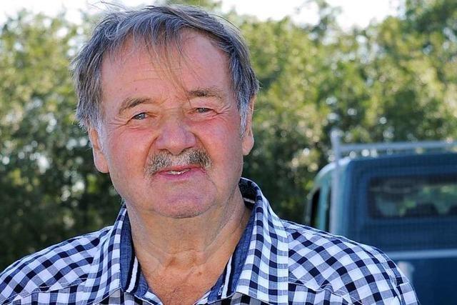Trauer um Günther Dapp: Bauunternehmer starb im Alter von 79 Jahren