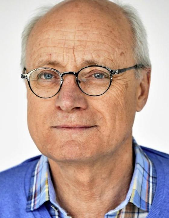 Georg Albiez  | Foto: M. Bamberger