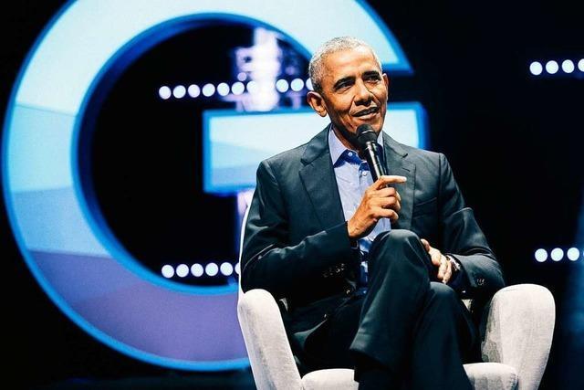 Das T-Wort fällt nicht – aber alle wissen, von wem Obama redet