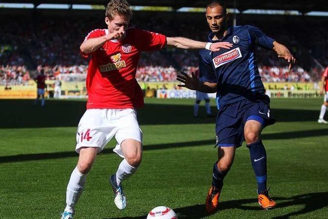 SC Freiburg gegen Mainz 05 – die Historie in Bildern