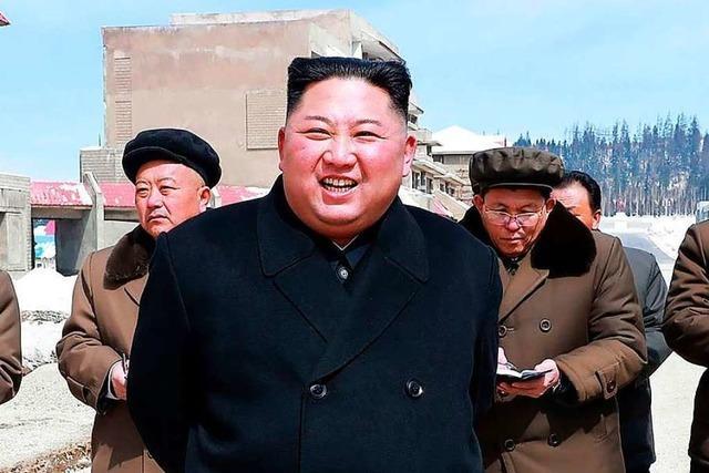 Buch über Goslar für Kim Jong-un
