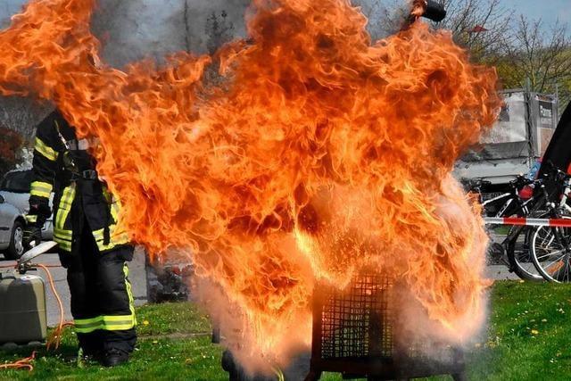 Die Feuerwehrabteilung Eschbach feiert im Frühsommer ihr 75-jähriges Bestehen