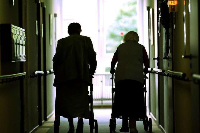 Viel Wünschenswertes für die Seniorenheime im Kreis Lörrach ist nicht finanzierbar