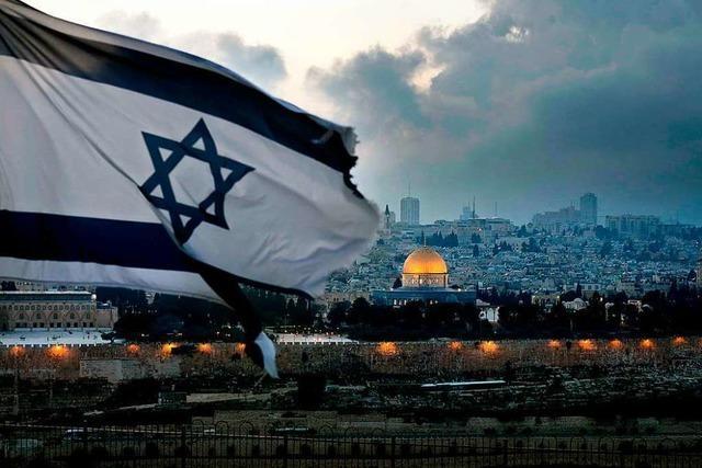 Was einen Pfarrer aus Vörstetten auf seiner Israel-Reise beeindruckt hat