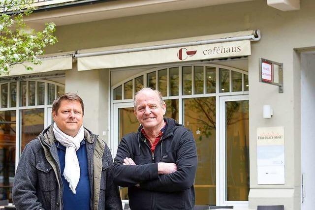 Das Caféhaus bekommt nach 30 Jahren einen neuen Betreiber
