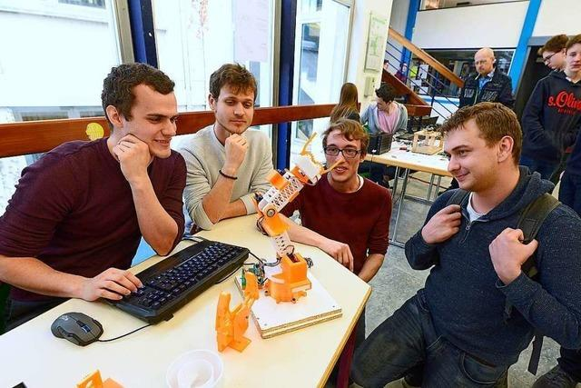 Wie IT-Fachkräfte an der Walter-Rathenau-Schule ausgebildet werden