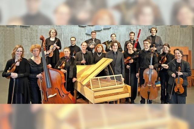 Die Elztal Sinfonietta stimmt auf das Ostergeschehen ein
