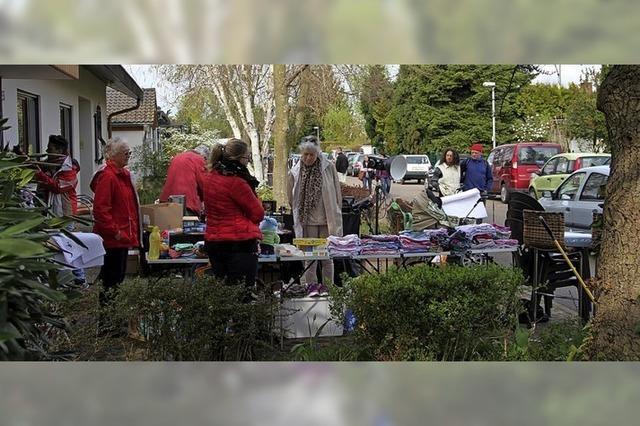 Dorfflohmarkt in Gallenweiler