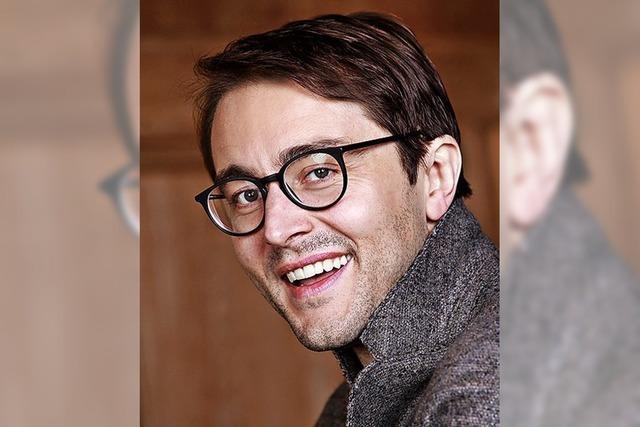 Organist Christian Schmitt gibt Konzert in der Pfarrkirche in Murg-Hänner