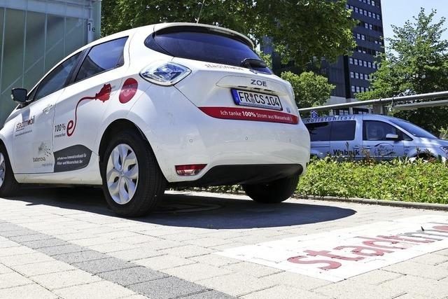 Stadtmobil geht an den Start