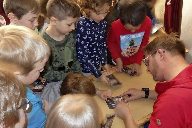 Meeresarchäologie für Kinder