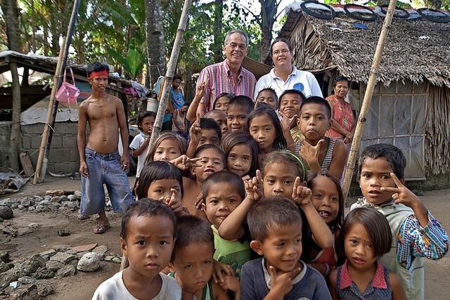De Cassan berichtet von Philippinen