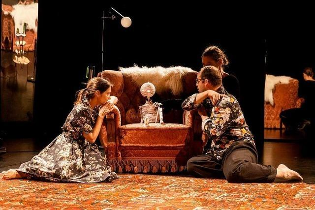 Das Theater Freiburg zeigt erstmals ein Stück für Kleinkinder