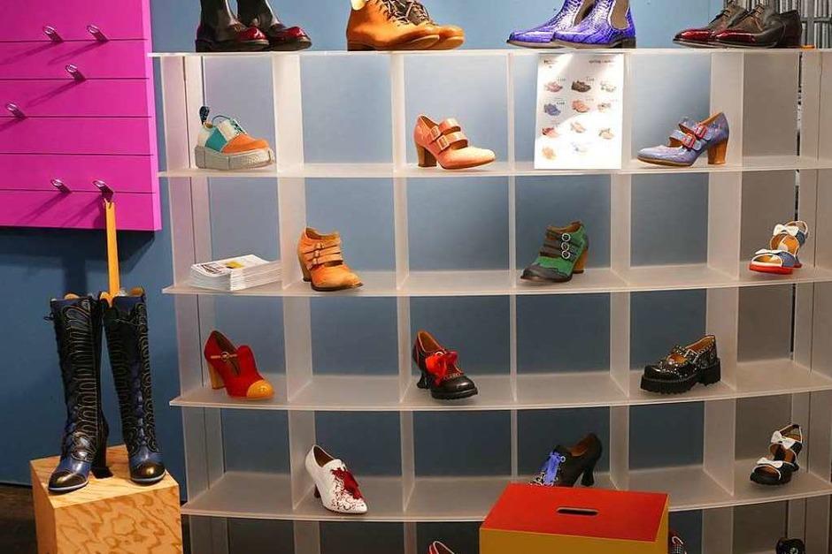 Impressionen von der Designmesse Blickfang in Basel (Foto: Birgit Herrmann)