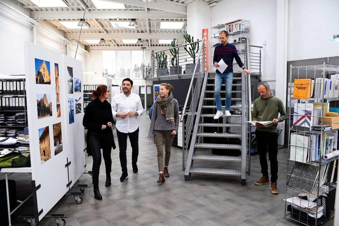 """Sieger in der Kategorie """"Mitarbe...ftigte: Höfler & Stoll Architekten    Foto: Thomas Kunz"""