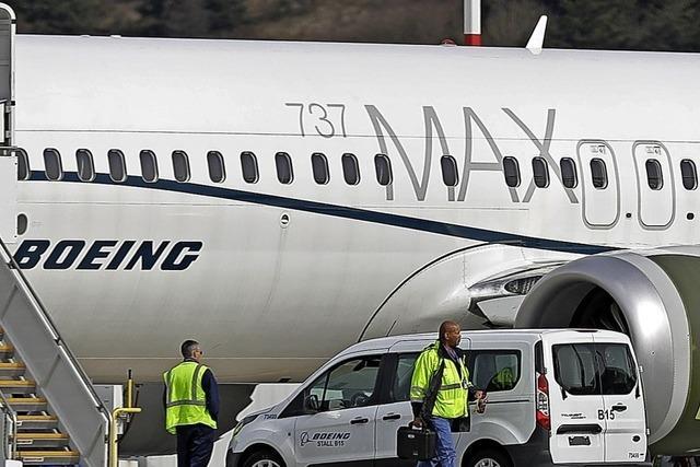Boeing-Krise verschärft sich