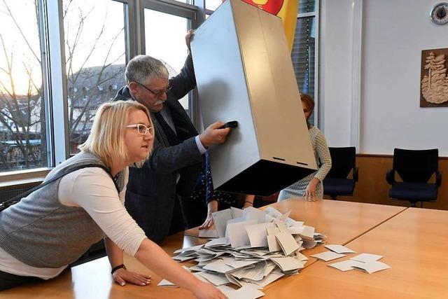 Der Wahl-Krimi in Ballrechten-Dottingen ist noch nicht beendet