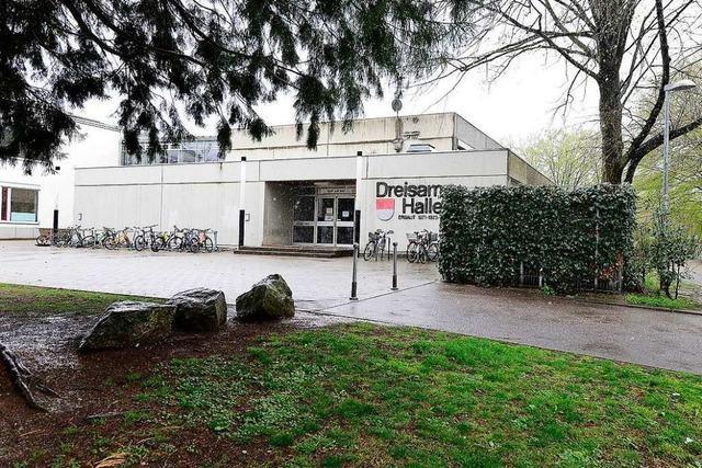 Die Dreisamhalle in Ebnet soll für sechs Millionen Euro saniert werden