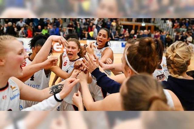 Frauen des USC Freiburg scheitern im Playoff-Viertelfinale an Wasserburg