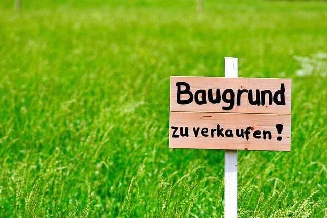 Wie die Freiburger Grünen Spekulationen mit Grundstücken verhindern wollen