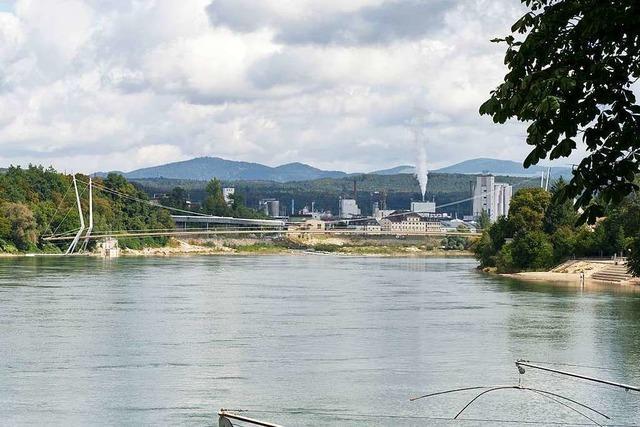 Land betrachtet den Rheinsteg als Leuchtturmprojekt