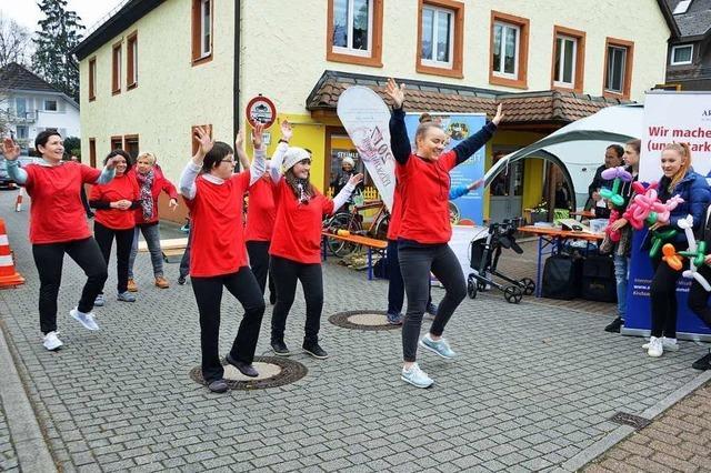 Organisatoren zufrieden mit dem verkaufsoffenen Sonntag in Kirchzarten