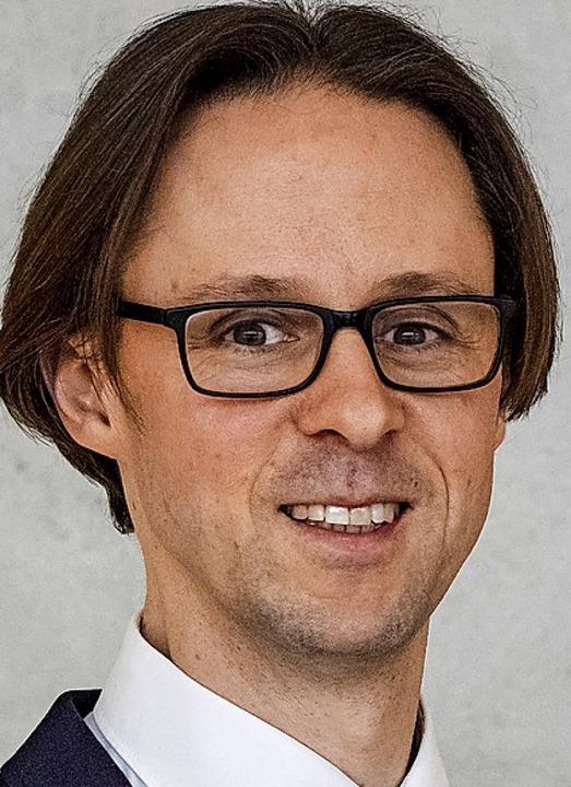 Wolfgang Bessler  | Foto: Hochschule Offenburg