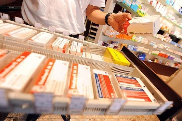 Ärztemangel führt zu Apothekensterben