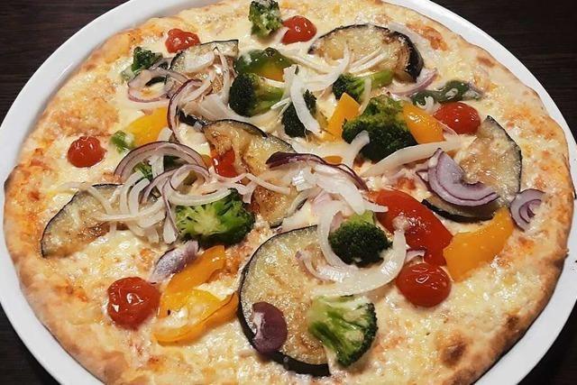 Verborgene Theken: die wiederöffnete Pizzeria Picasso