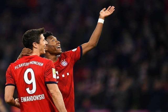 FC Bayern und die Meisterschaft: Früher Jubel ist verfehlt