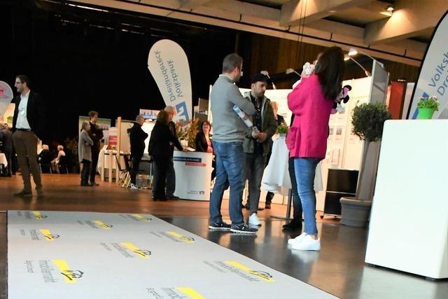 Rund 1300 Besucher bei der Immobilienmesse in Lörrach