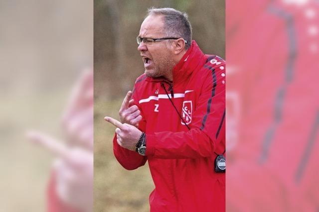 Zeljko Cosic wird Trainer in Neustadt