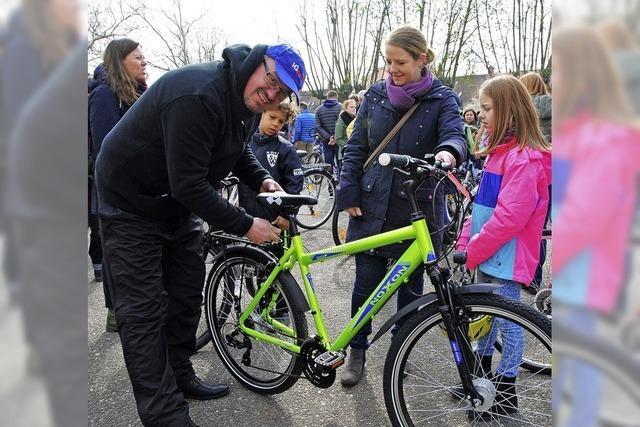 Günstig zum neuen Fahrrad
